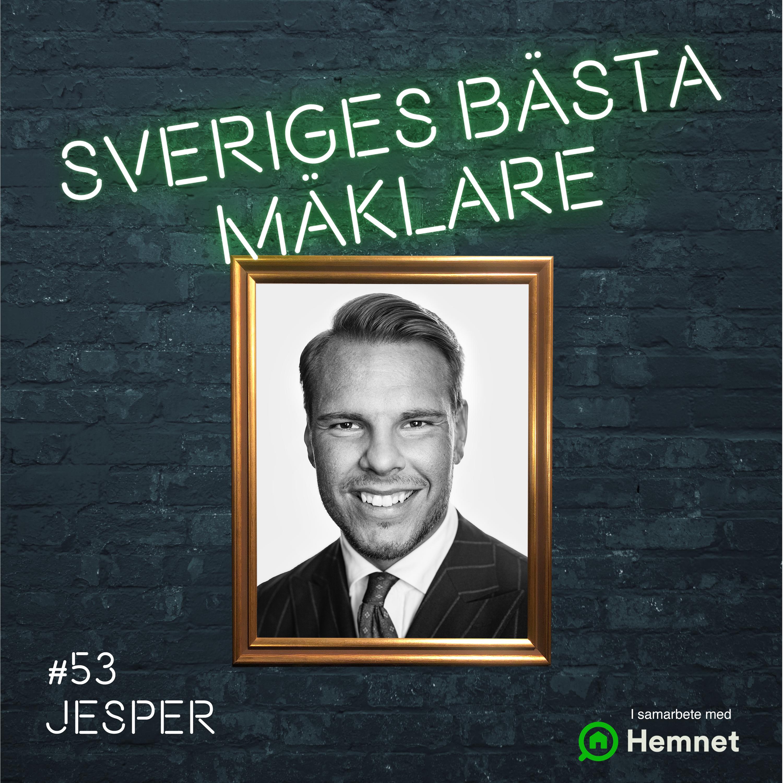 #53 Jesper Karlsson – Att se affären från kundens perspektiv!