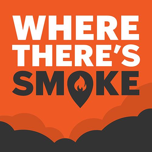 Where There's Smoke show art