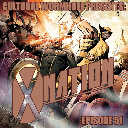 Cultural Wormhole Presents: X-Nation Episode 51