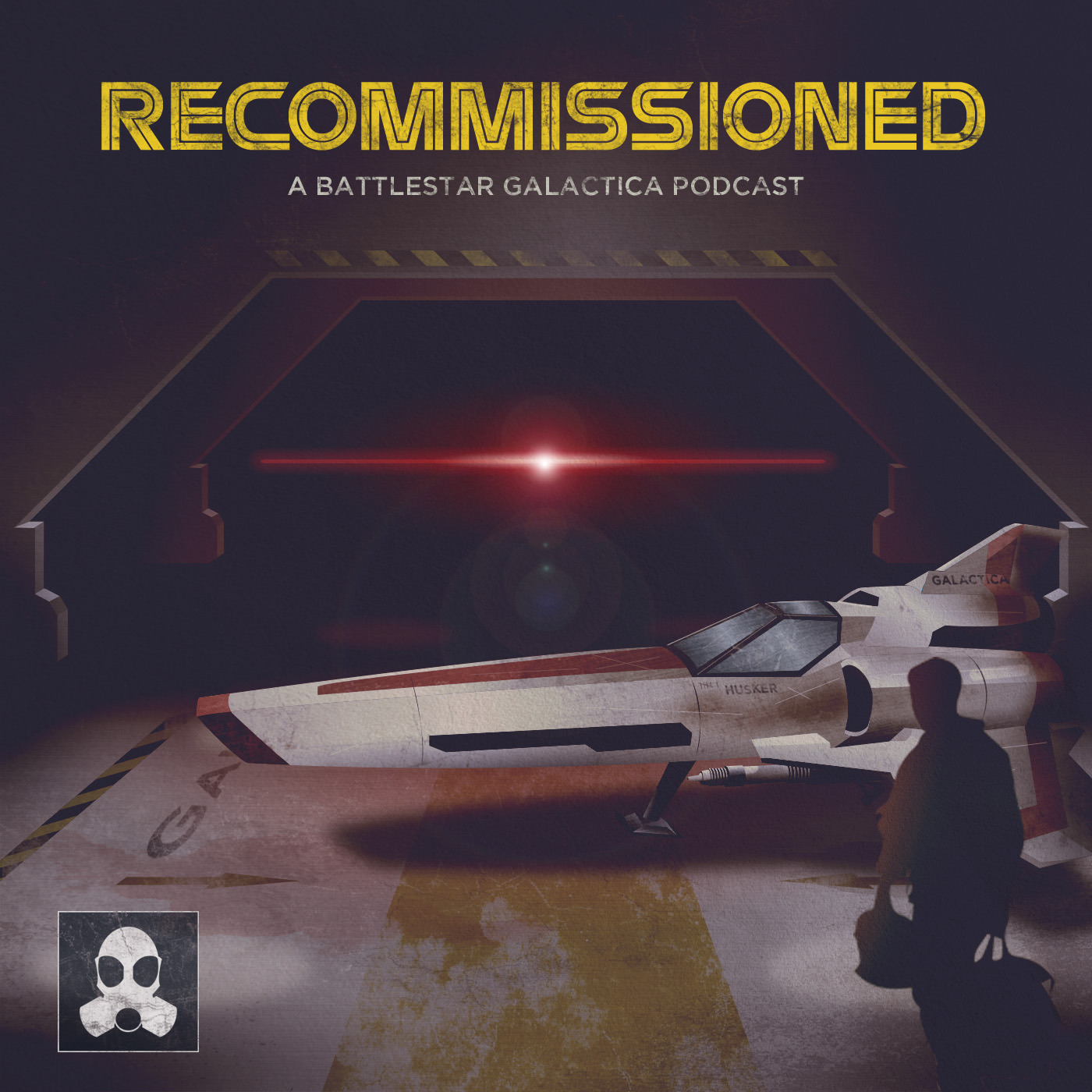 Recommissioned: A Battlestar Galactica Podcast  show art