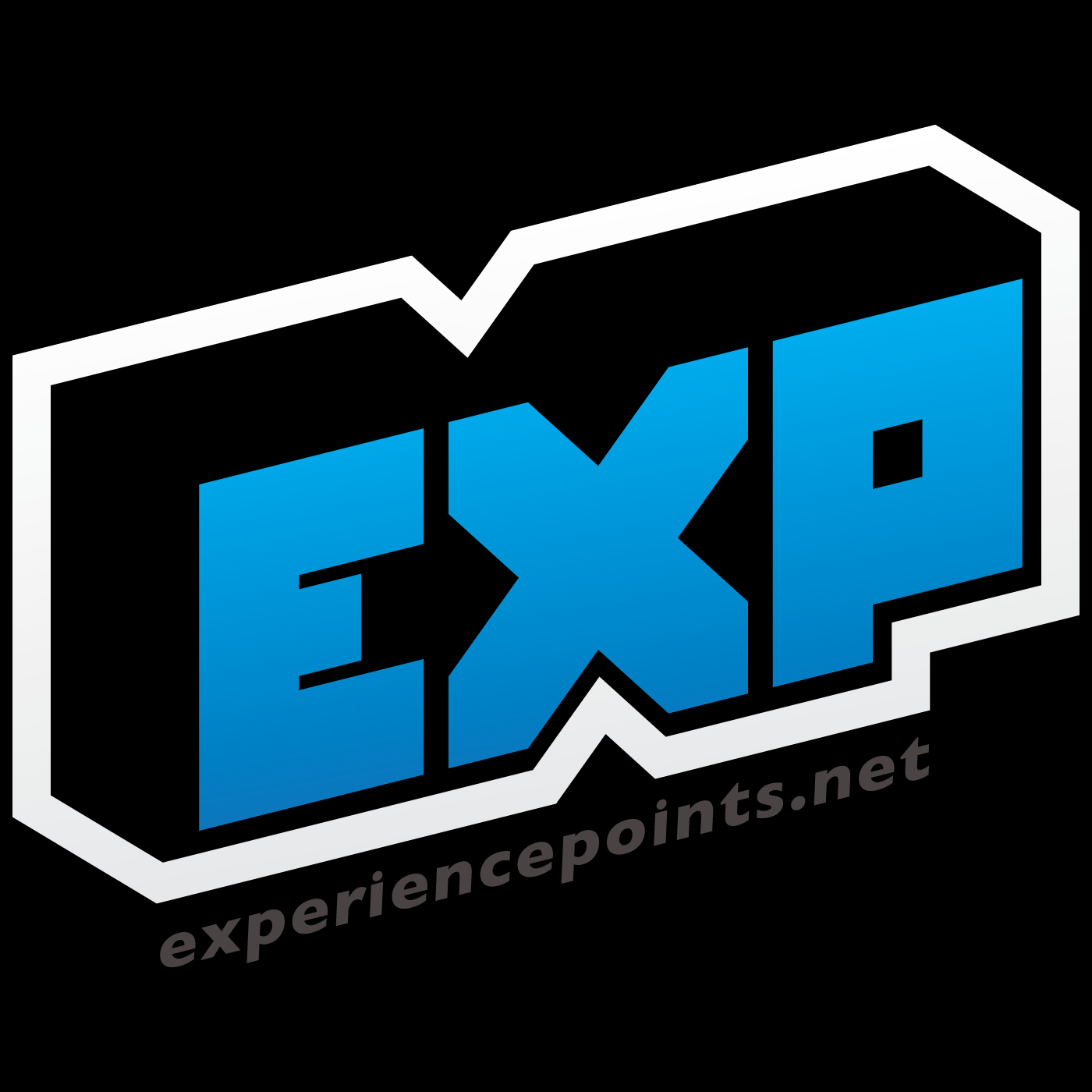 The Experience Points Podcast show art