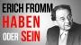 Artwork for Haben oder Sein - Erich Fromm