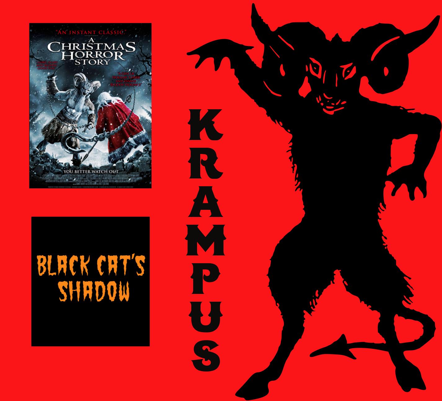 Christmas Horror Story Krampus.Black Cat S Shadow Krampus A Christmas Horror Story Episode 17