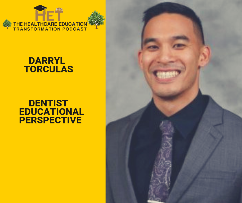 Artwork for Darryl Torculas (Part 1)- Dentist Educational Perspective