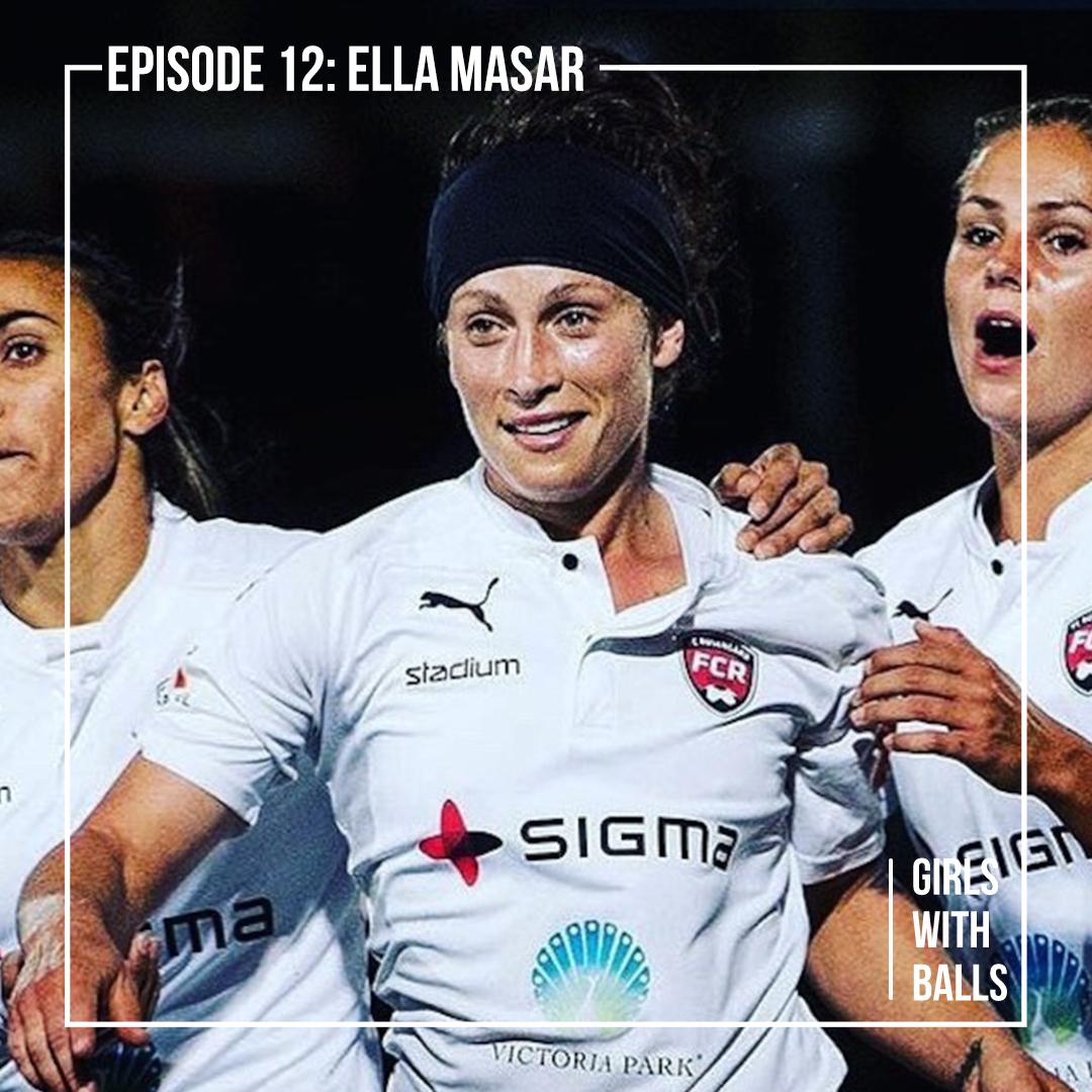 12 - Ella Masar