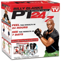 Billy Blanks is Back with New PT 247 Stress Relief Program