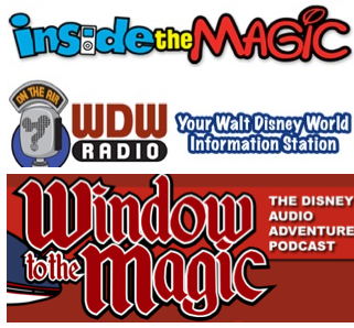 tspp #190- Disney Podcast Origins w/Ricky, Lou, & Paul! 1/26/12