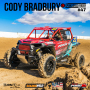 Artwork for #47 - Cody Bradbury talks negotiation, R&D, and racing for Polaris RZR