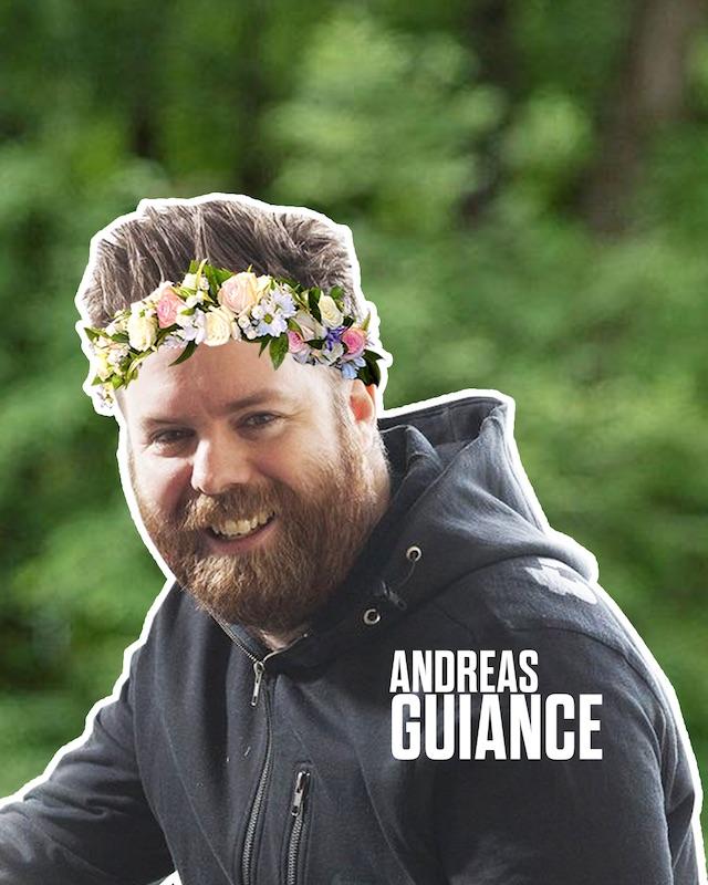 Avsnitt 720: Sommar i Tyngre – med Andreas Guiance