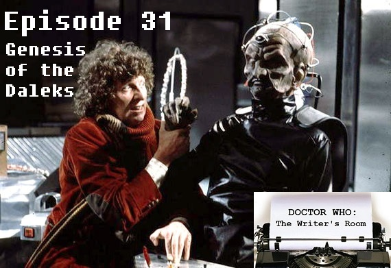 Episode 31 - Genesis of the Daleks