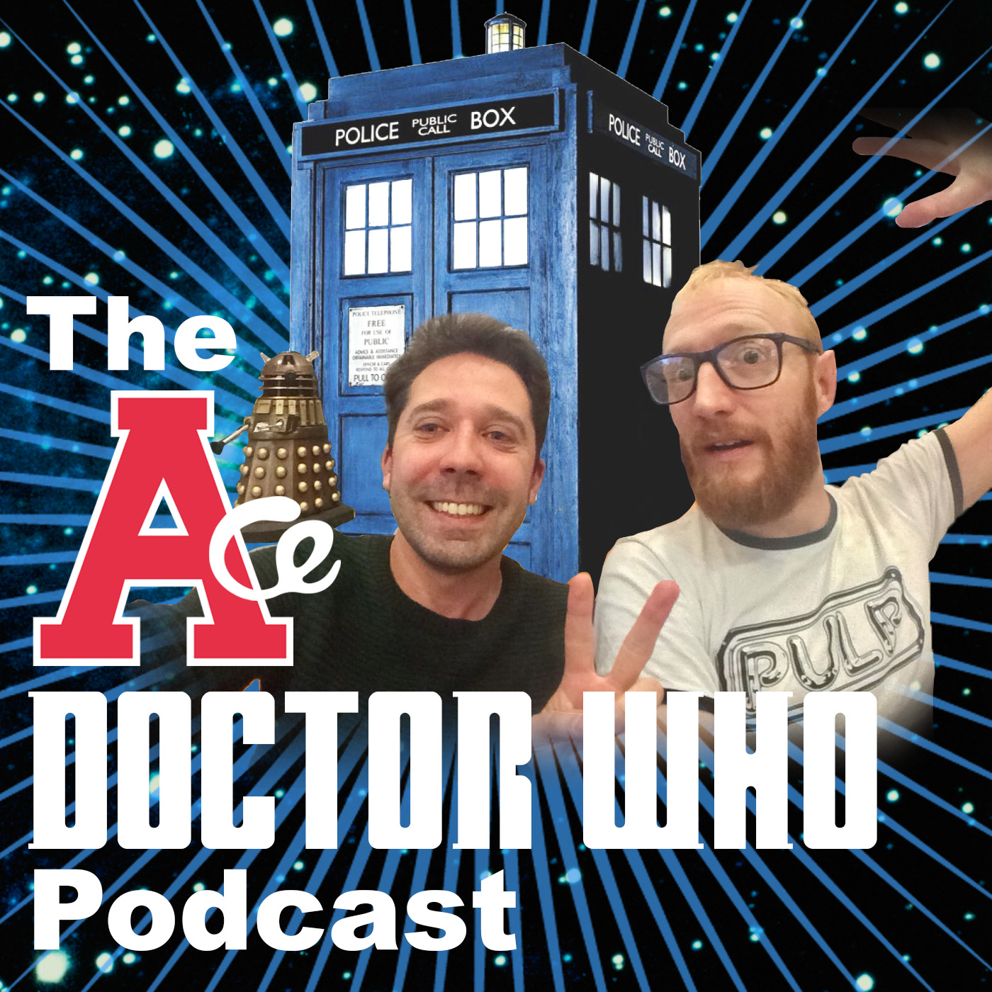 The Ace Doctor Who Podcast show art