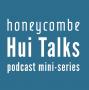 Artwork for Hui Talks 6 with James Thomas and Sarah Aspinwall