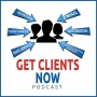 """Artwork for How to 10X Your Conversions and Referrals Using Social Proof:  Get Clients Now Host Ken Newhouse Interviews the """"Video Testimonial Queen"""" Lisa Newhouse - Episode #3"""