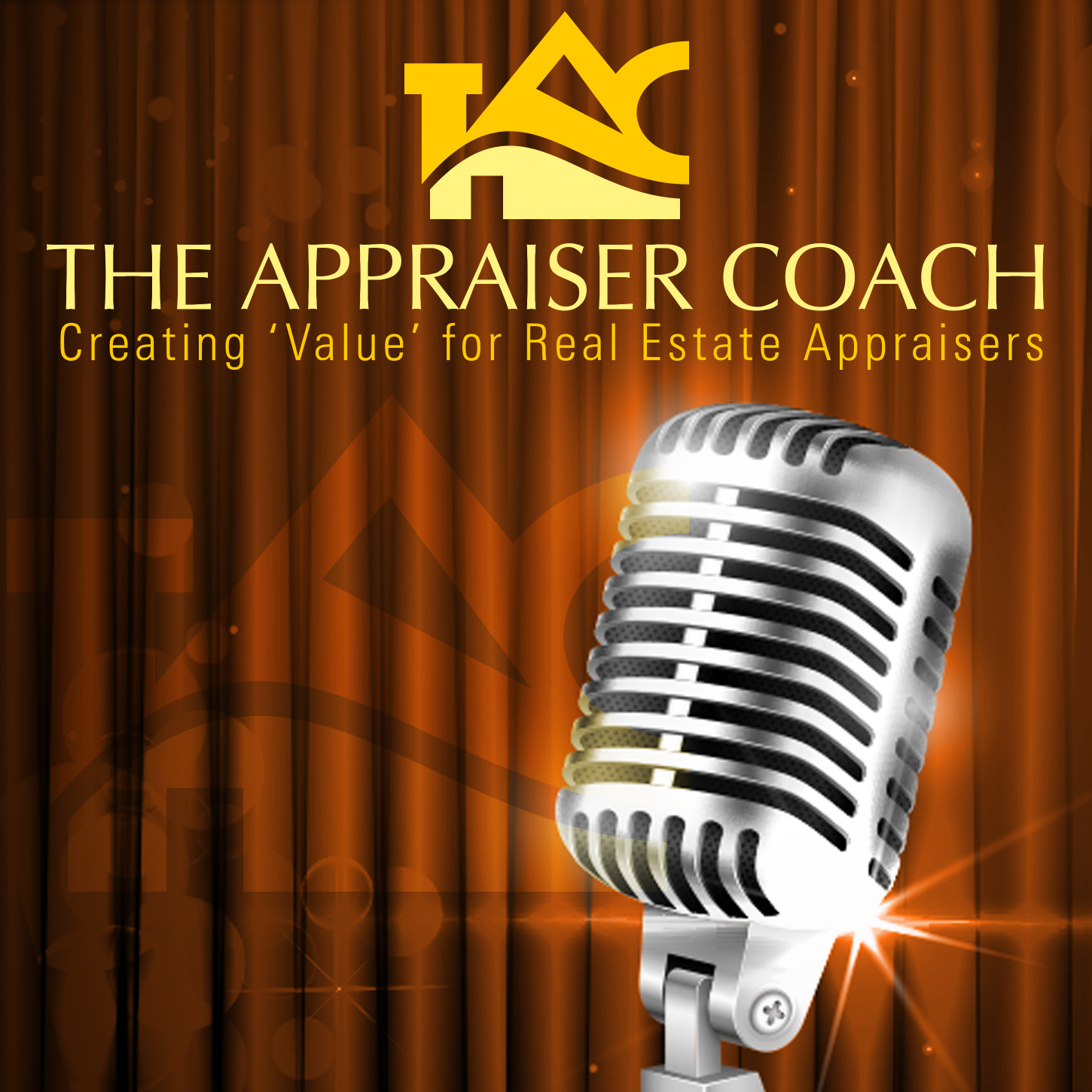Artwork for 077 How to Stay Happy as an Appraiser with Ann O'Rourke