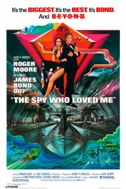 SNS #4 The Spy Who Loved Me '77