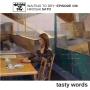 """Artwork for #39 Hiroshi Sato """"Tasty Words"""""""