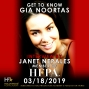 Artwork for Interview with Gia Noortas by Janet Nepales