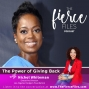 Artwork for S2E5: The Power of Giving Back with Nichol Whiteman