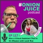 Artwork for Hire a Virtual Assistant That Is On Mission with Leah Roe - Episode 117