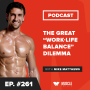 "Artwork for Motivation Monday: The Great ""Work-Life Balance"" Dilemma"
