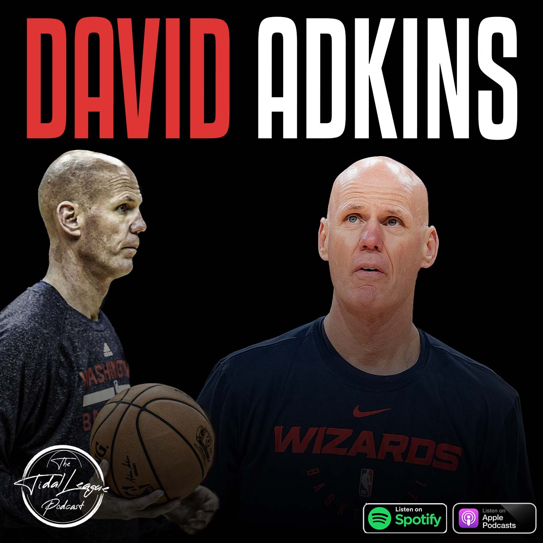 Q&A with Washington Wizards Assistant Coach David Adkins on Locker Room App