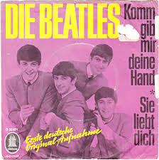 Hey Beatles...Your German is showing