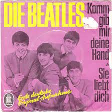 Hey Beatles...Your German is showing