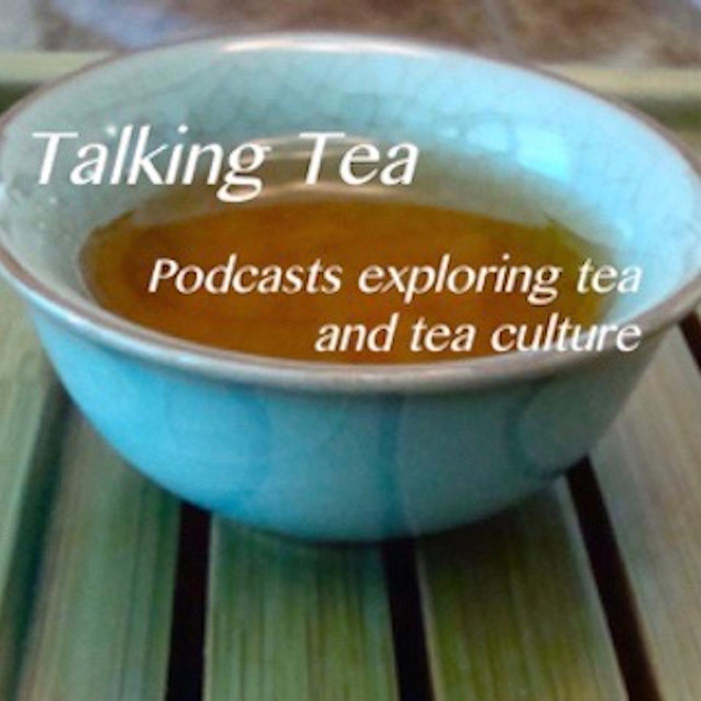 Talking Tea show art