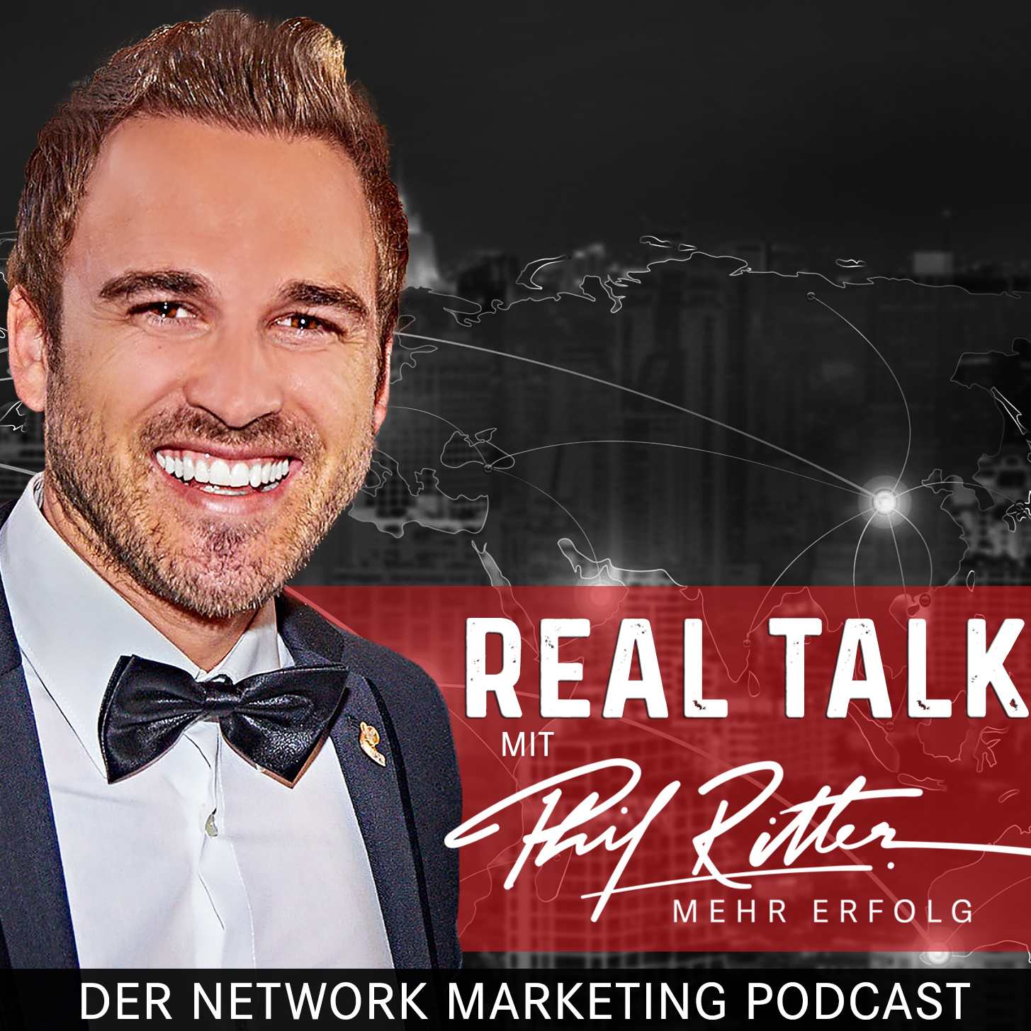 Network Marketing Real Talk mit Phil Ritter show art