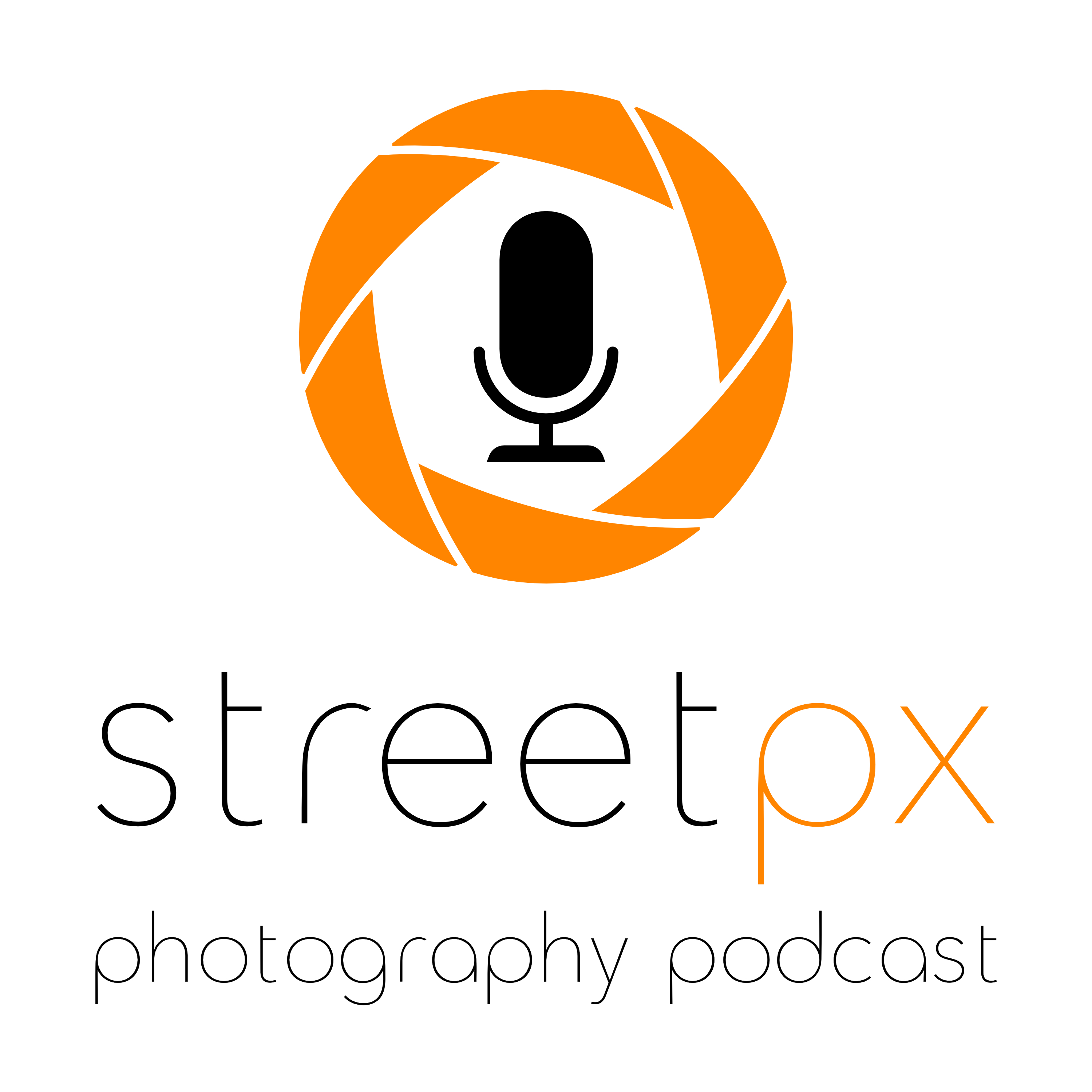 StreetPX - A Photography Podcast show art