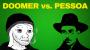 """Artwork for Doomer und Fernando Pessoas """"Buch der Unruhe"""""""