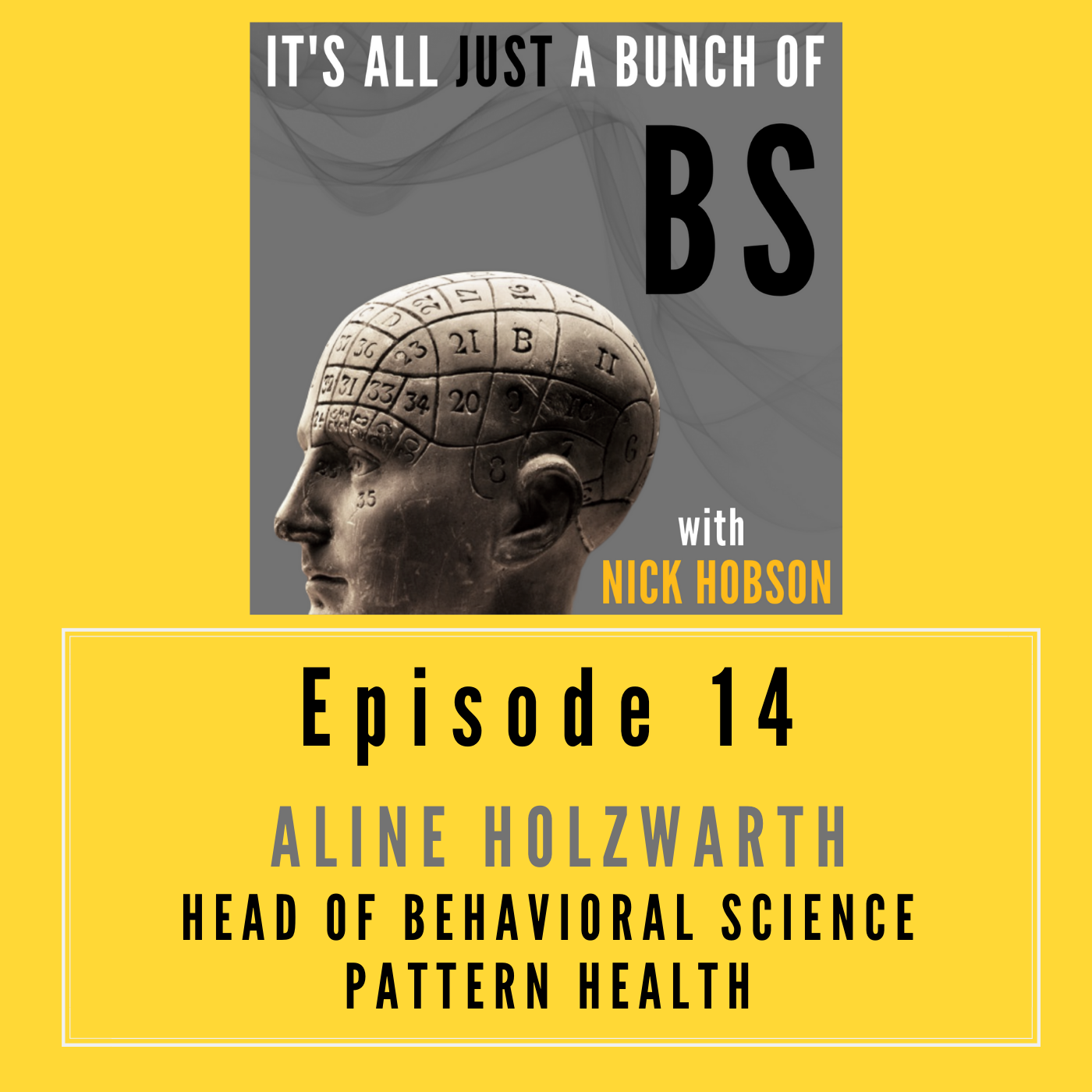 Episode 14 with ALINE HOLZWARTH: A Healthy Outlook on Behavior Change