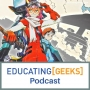 Artwork for Educating [Geeks] S3 E16 - FLCL