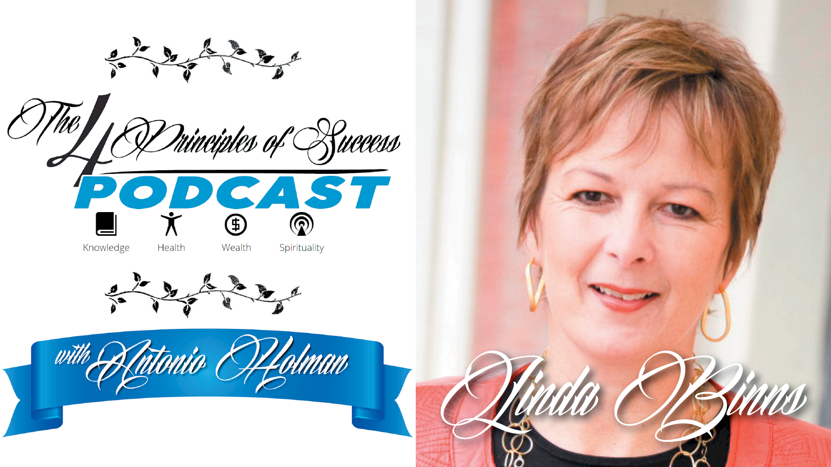 The 4 Principles of Success guest Linda Binns