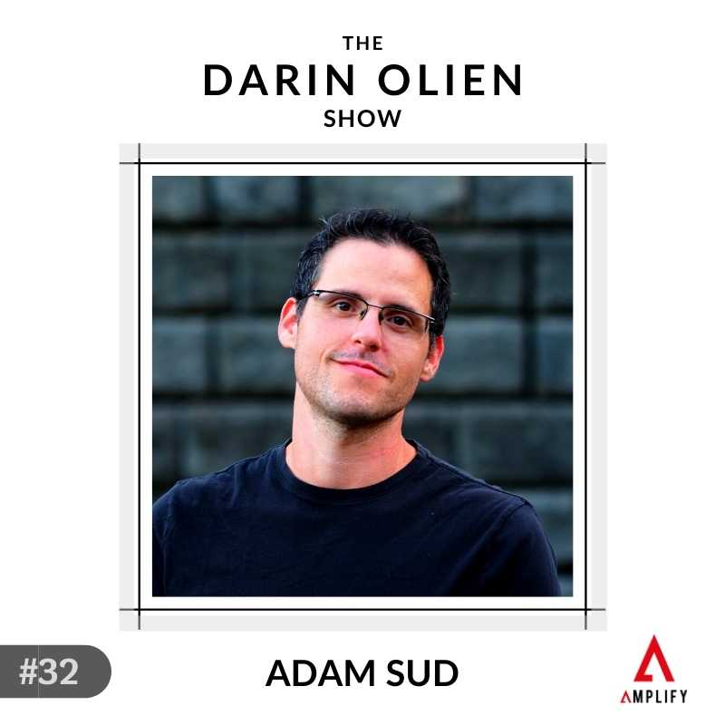 #32 Adam Sud on Treating Addiction with a Plant-Based Diet