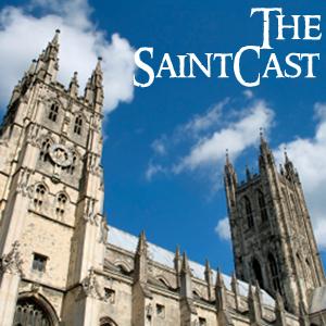 SaintCast #133, St. Thomas Becket, Pope Saint titles, death of Italian stigmatist, audio feedback at +1.312.235.2278