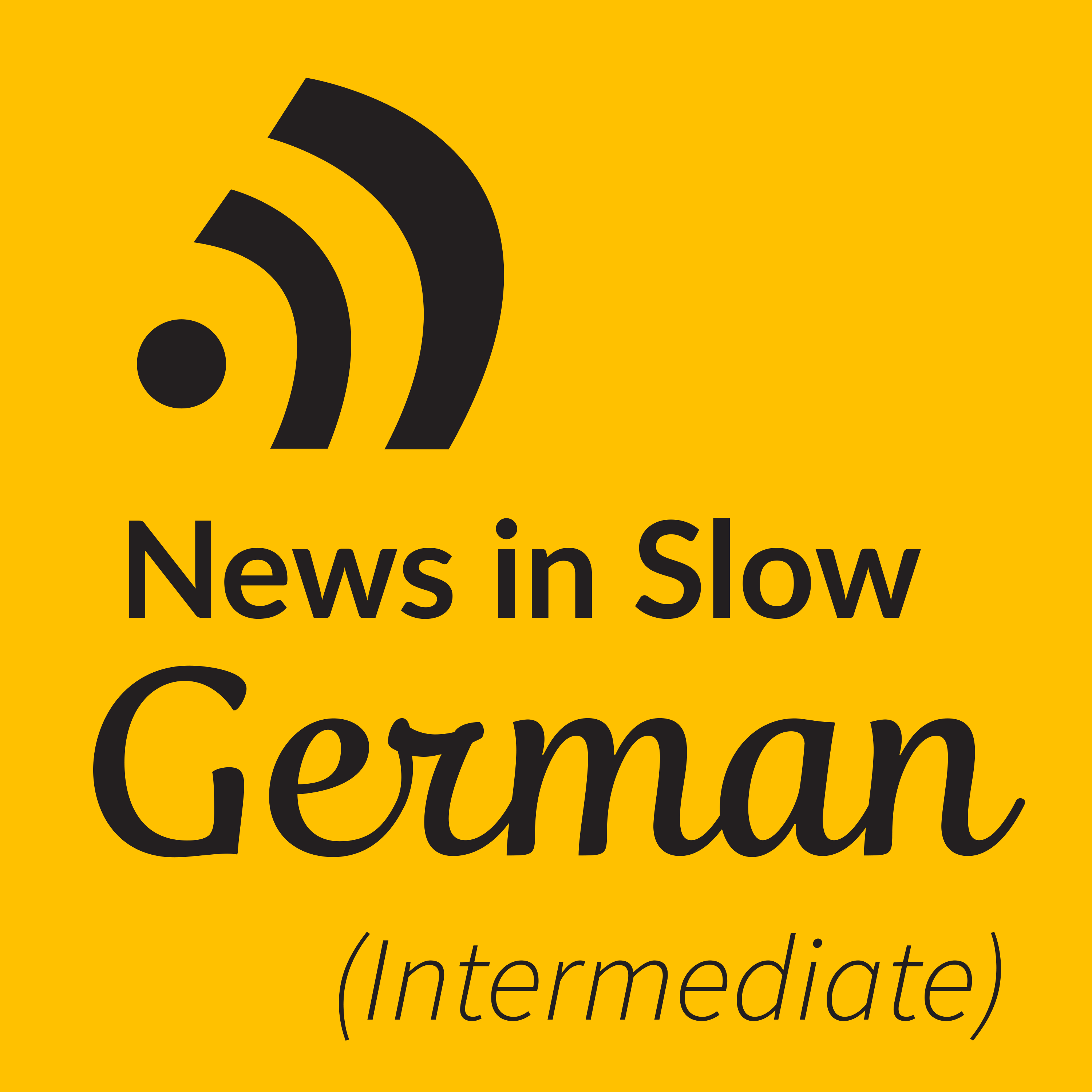 Artwork for News in Slow German - #17 - Learn German through current events