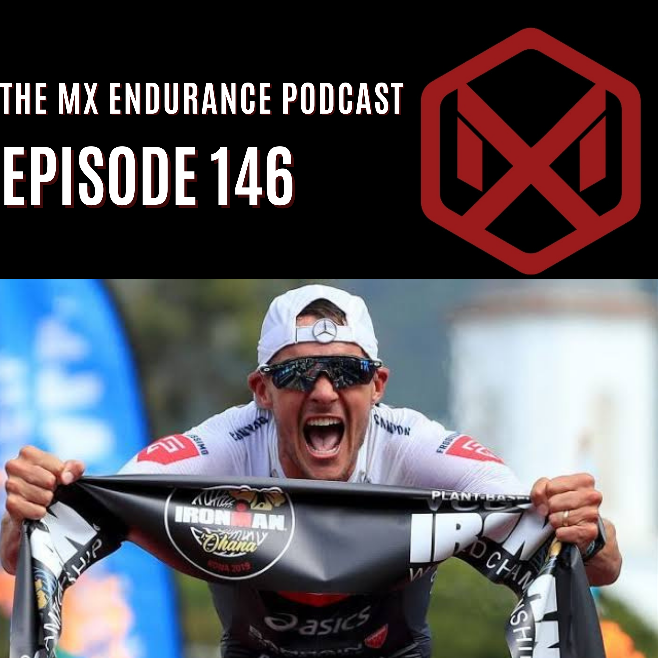 #146 - Can Anyone Beat Jan Frodeno with Chris McCormack