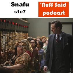s1e7 Snafu - Agent Carter