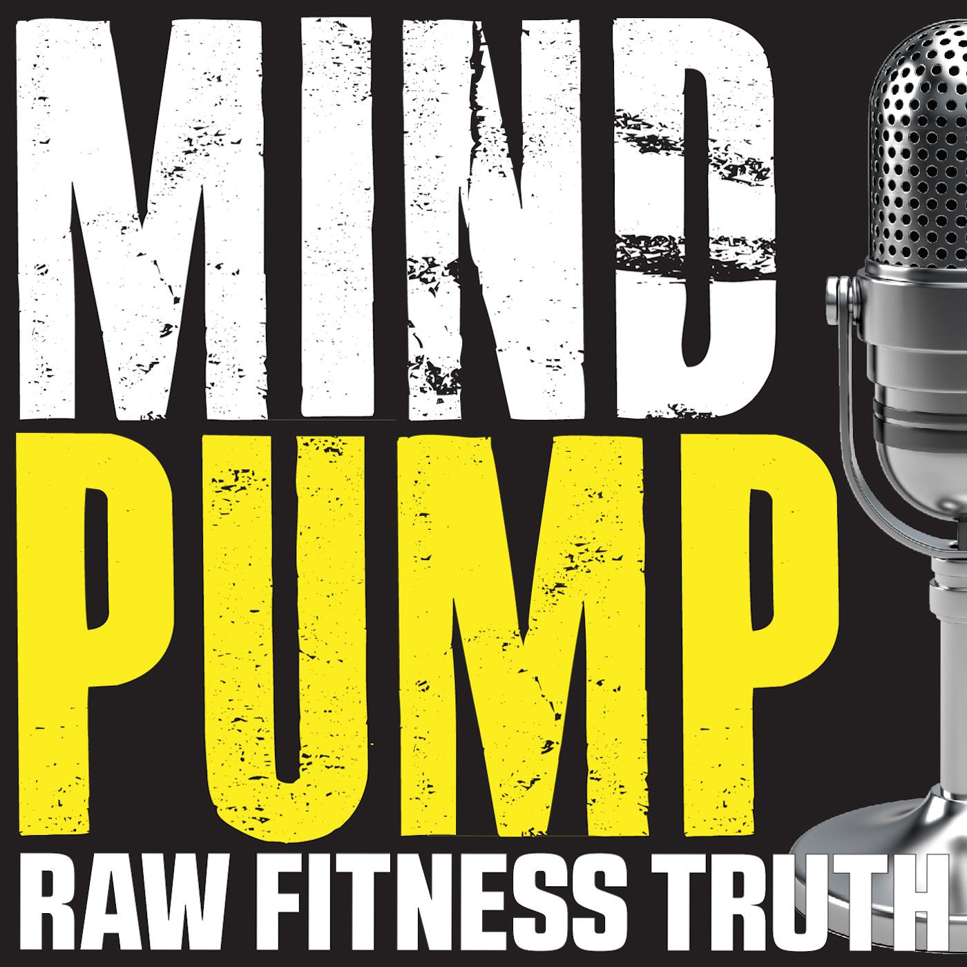 Mind Pump: Raw Fitness Truth show art