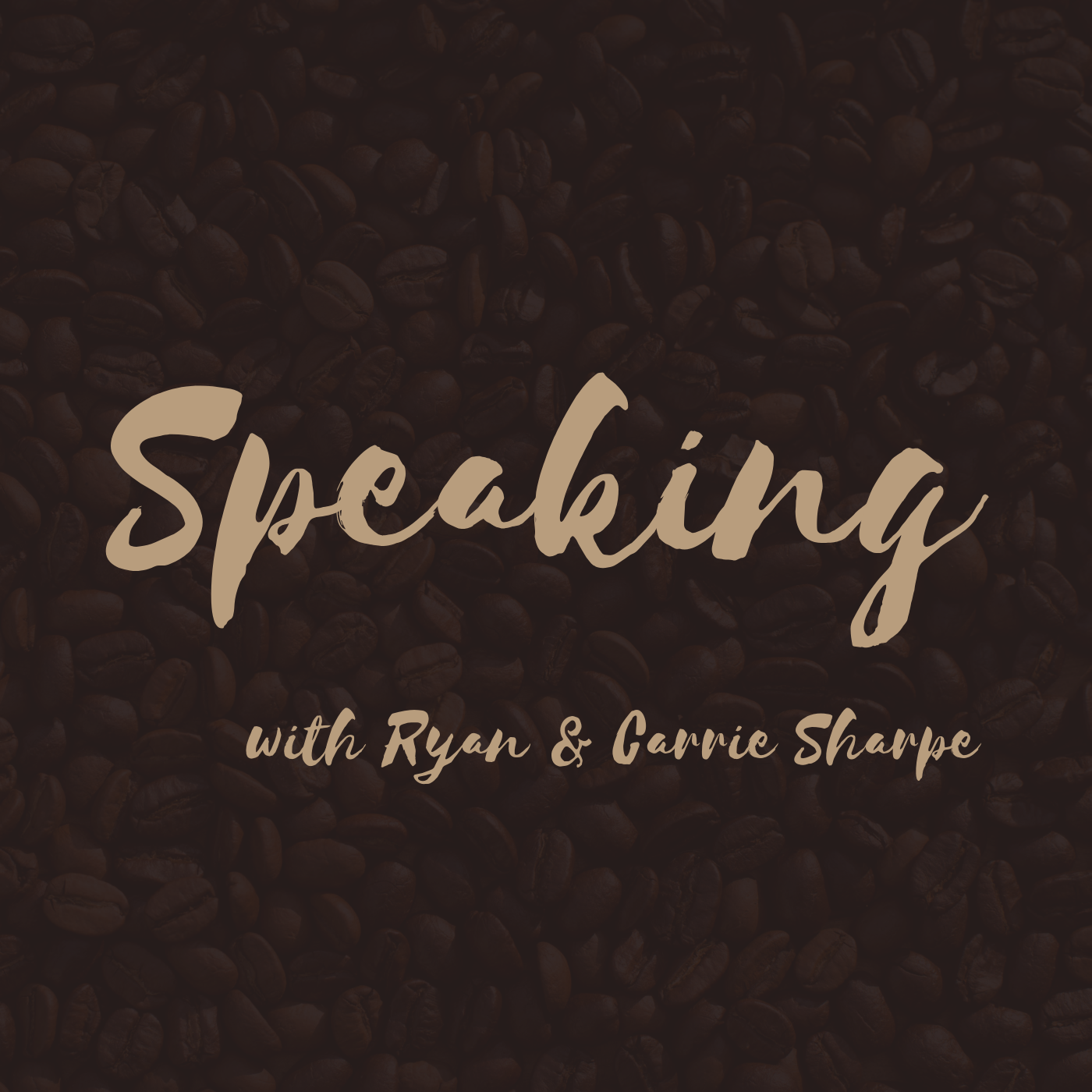 Speaking with Ryan & Carrie Sharpe show art