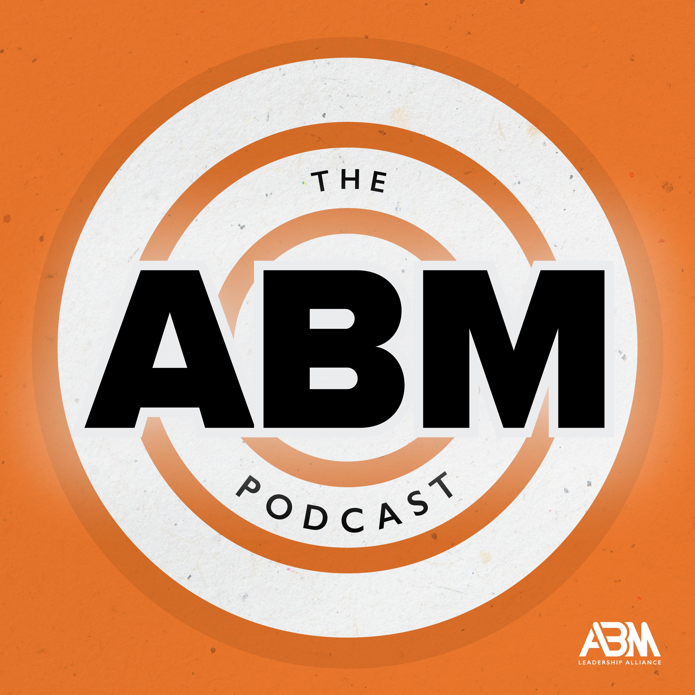 The ABM Podcast show art
