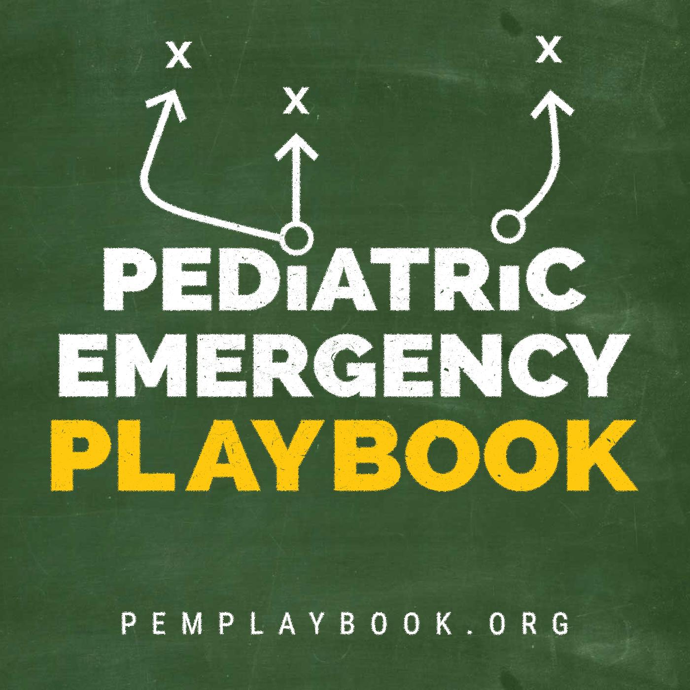 Pediatric Emergency Playbook show art