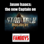 Artwork for Jason Isaacs is the new captain on Star Trek Discovery (and we KNOW him!)