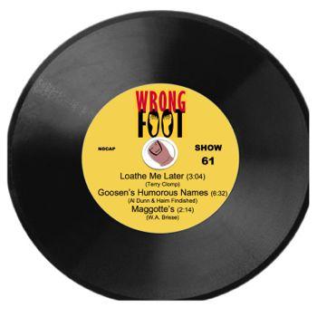 EP061--Goosen's Humorous Names