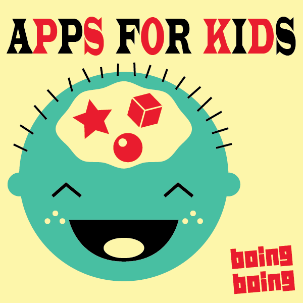 Apps for Kids 004: Toca Hair Salon