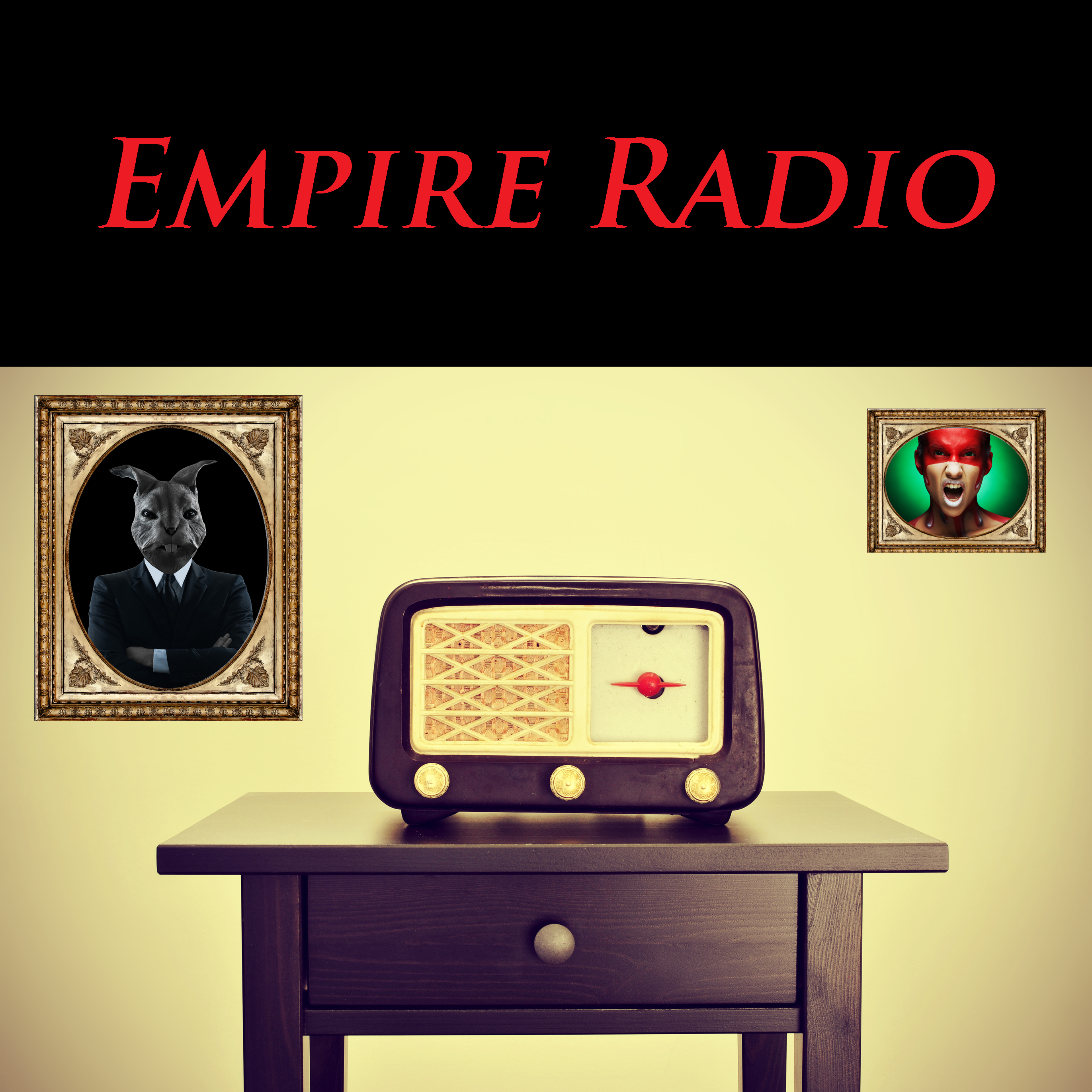 Empire Radio show art