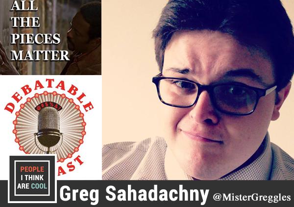 Ep. 57 Greg Sahadachny