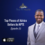 Artwork for Top Pieces of Advice Before An NPTE