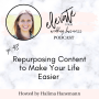 Artwork for Repurposing Content to Make Your Life Easier